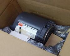 """Dayton Motor  2N914N  208-220/440V  1/2HP  56C Frame  1725/1425RPM  5/8"""" Sh >NEW"""
