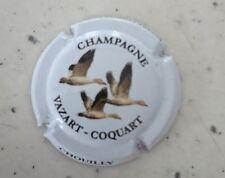 capsule champagne VAZART COQUART n°26 cuvée 3 oie fond bland