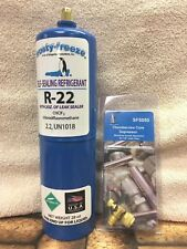 R22 Refrigerant R-22, 28 oz. With LEAK STOP, Pro-Seal XL4, Good For Up to 5 Tons