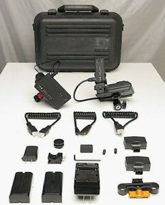IDX CamWave CW-1 Wireless HDMI TX/RX Kit w/ Extras!-use w/ arri sony canon DSLR
