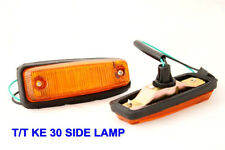 FOR TOYOTA COROLLA KE30 35 36 38 55 TE37 DLX 4 2-DR Pair Side Marker Light 74-81