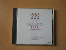 """A.S.A.P. """"Graduation"""" Japan CD  Michael Landau"""