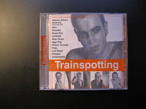 CD - Trainspotting - Compilation - Colonna sonora