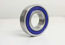 1x SS 6005 2RS / SS6005 2RS Edelstahl Kugellager 25x47x12 mm Niro S6005rs