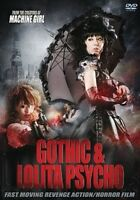 Gothic And Lolita Psycho  -Hong Kong RARE  HORROR EURO CULT ACTION MOVIE