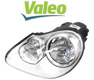 Driver Left Headlight Headlamp Assy Halogen OEM Valeo For Porsche Cayenne 03-06