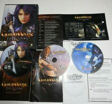 Guild Wars Factions Pc Game 2005 Rated T For Teen arenanet, ncsoft.