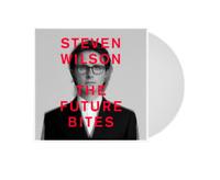 Steven Wilson The Future Bites LP Coloured White Vinyl Limited Edition New