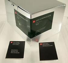LEICA Ultravid 8x42 Germany Premium Fernglas binoculars new insolvency Neuzustan