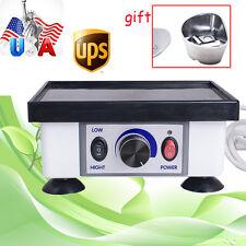 USA- Dental Lab Square Vibrator Model Oscillator equipment + Duplicating Flask A