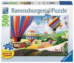 Ravensburger - Brilliant Balloons 500 Pieces Jigsaw Puzzle