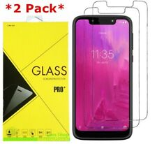 2-Pack For T-Mobile Revvlry / Revvlry+ Plus Tempered Glass Screen Protector