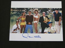 "GILLIGAN'S ISLAND DAWN WELLS ""MARY ANN"" RARE AUTOGRAPHED 8X10 PHOTO W/ COA !"