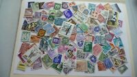 2175         lot 100 timbres seconds plusieurs pays