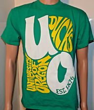Oregon Ducks Vintage T-Shirt (Medium) NCAA Football Basketball University 1876
