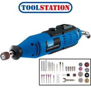 Draper 135W Rotary Multi-Tool Kit 230V