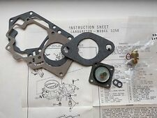 SAAB 96,95,97 v4 Sonett Single Barrel FoMoCo Carburetor Tune / Repair Kit  FO1K