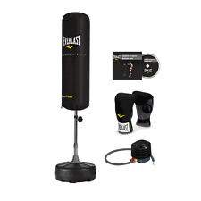 Everlast Cardio Strike Bag Punching Boxing Kickboxing Kicking MMA Fitness Kit