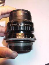 """ILex Paragon Anastigmat F:4.5 E.F. 8 1/2"""" series S no.50157 Steinheil V-Quinon"""