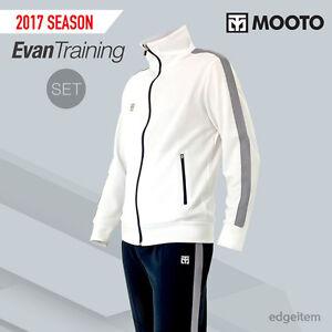 MOOTO Evan Training Set ( Jacket + Pants ) Training Uniform Taekwondo