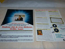 RENAUD - Publicité de magazine / Advert !! MISTRAL GAGNANT !!! VINTAGE !!!!!!!