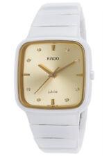 Rado R5.5 Jubile Champagne Diamond Dial Ladies Watch R28900702