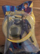 """Austin Powers Carnaby Street Austin 6"""" Action Figure Mezco 2002 New-10&up 6in"""