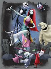 Nightmare Before Christmas Iron On Transfer For T-Shirt & Light Color Fabrics #3