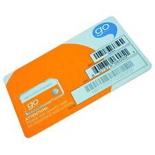 At&T Micro Sim Card Prepaid or Go Phone