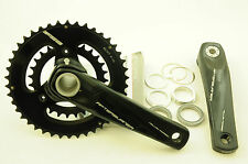 FSA AFTERBURNER 10 SPEED 386 BB30 DOUBLE CHAINWHEEL MTB CHAINSET 42/27 170mm NEW