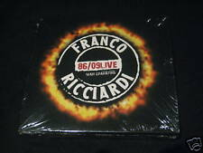 FRANCO RICCIARDI 86/09 LIVE BOX 2 CD + DVD