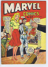 Marvel Mystery Comics #87 Bell Features 1949 CANADIAN EDITION