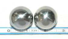 Two1-1/4 Inch G-100 Chrome Steel Ball Bearings~AISI52100 QS9000 Made in USA