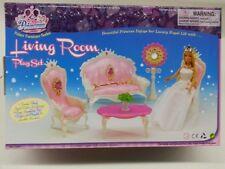 Gloria,Barbie Doll House Furniture/(1204) Princess Living Room