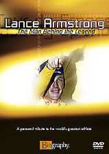 Lance Armstrong - The Man Behind The Legend (DVD, 2005)
