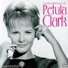 CD audio.../...LES PLUS GRANDS SUCCES DE PETULA CLARK.......