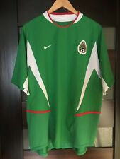 MEXICO NATIONAL TEAM 2003/2004 HOME  SHIRT JERSEY  RARE VINTAGE