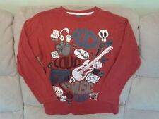 TU 100% Cotton Crew Neck Long Sleeve Boys' T-Shirts & Tops (2-16 Years)