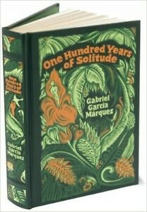 One Hundred Years of Solitude (Leatherbound Classics) Book The Fast Free