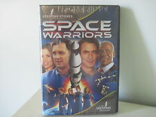 Space Warriors Dvd Stepping Stones Entertainment Sealed Brand New