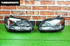 JDM Original Subaru Legacy Xenon Headlights Lights Lamps Set OEM BH 1998-2003