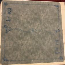 SpellGround Classic 2011 V2 Moss 2 Player Playmat with Bag Fast Shipping!