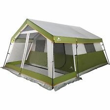 Ozark Trail 8-Person Family Cabin Tent Shelter Outdoor Camping with Screen Porch