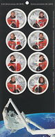 CANADA #1999 48¢ Canadian Astronauts Full Pane Booklet #BK276 MNH