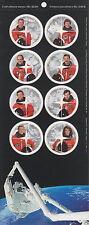 CANADA #1999 48¢ Canadian Astronauts Full Pane Booklet #BK276 MNH