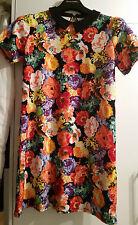 Collared Summer/Beach Short Sleeve Floral Dresses for Women