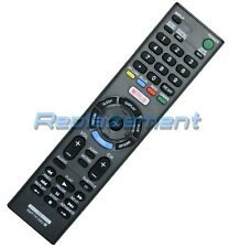 RPZ  Replaced SONY RMT-TX102U SMART TV REMOTE CONTROL