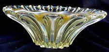 * Coupe verre moulée PIERRE D'AVESN  - 1932 / Coupe Bowl