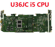 For ASUS U36JC Latop Motherboard Mainboard i5 CPU HM55 GT310M 100% Tested
