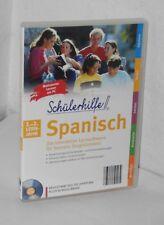 Schülerhilfe Spanisch - 1.-2. Lehrjahr - CD
